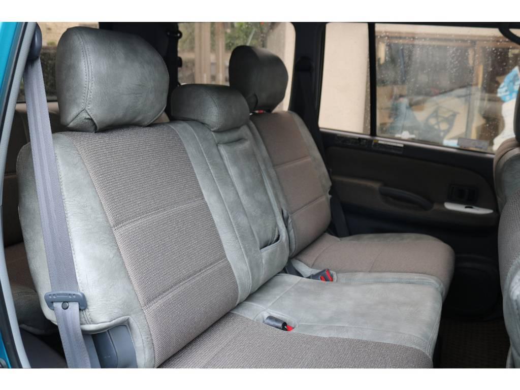 セカンドシート | トヨタ ランドクルーザープラド 2.7 TX 4WD LTD