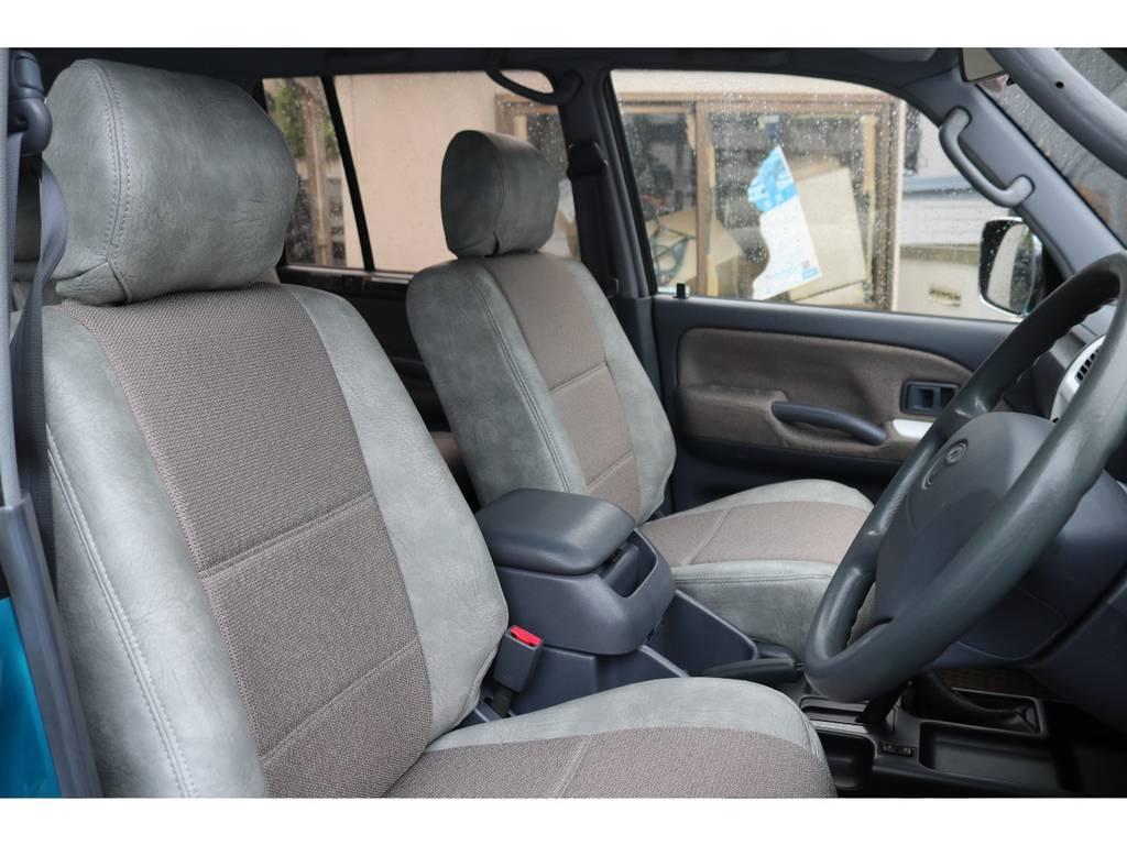 オリジナルフロントシートカバー | トヨタ ランドクルーザープラド 2.7 TX 4WD LTD