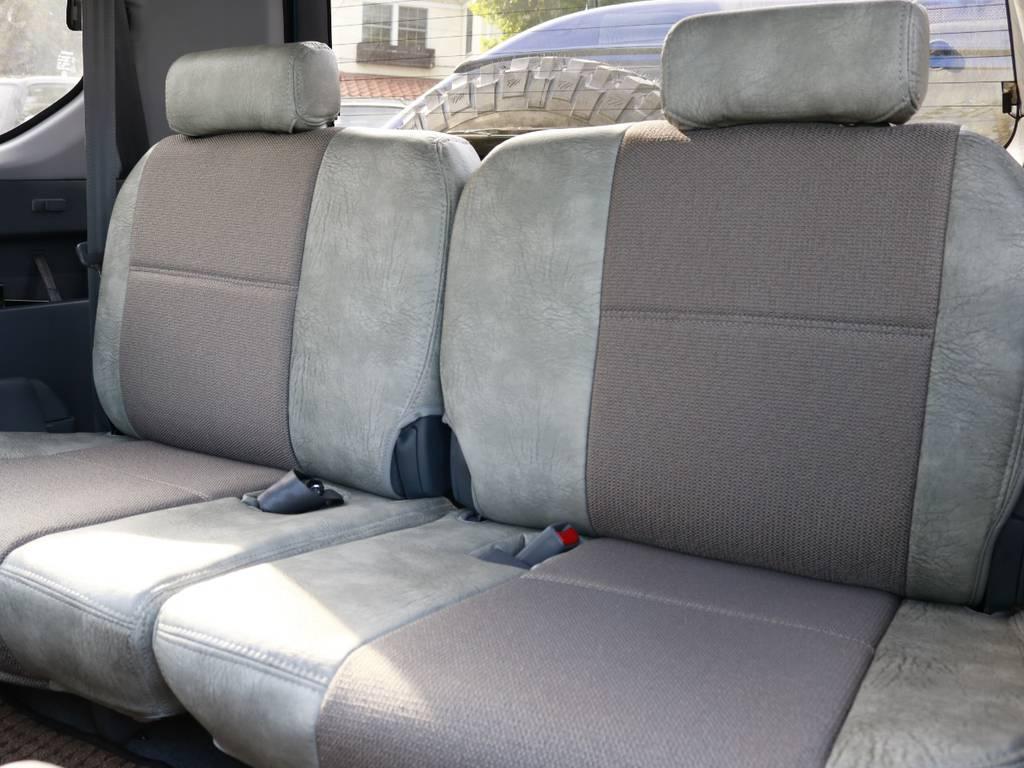 3rdシートまで完璧です! | トヨタ ランドクルーザープラド 2.7 TX 4WD LTD