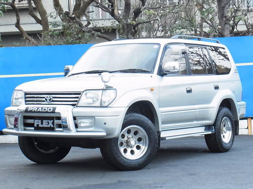 ランクル95プラドフルノーマル ★後期型★ TX-LTD