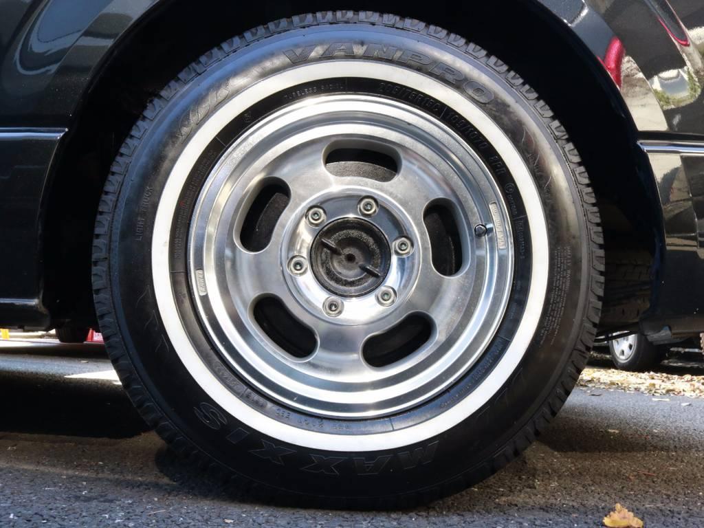ENKEI15インチアルミホイール&VANPRO MAXXISタイヤ!!【タイヤ新品保証サービス】パンク時に同グレードの新品タイヤ4本に交換いたします★