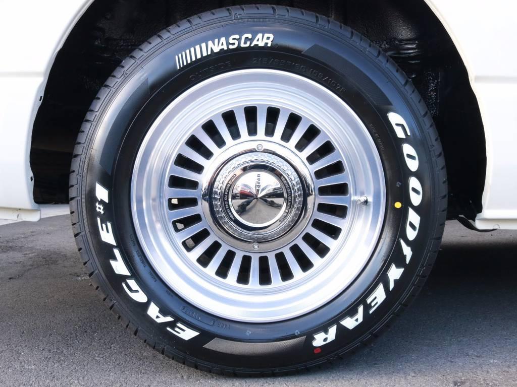 パンク時も安心のタイヤ保証サービス付!パンク時に同グレードの新品タイヤ4本に交換!!