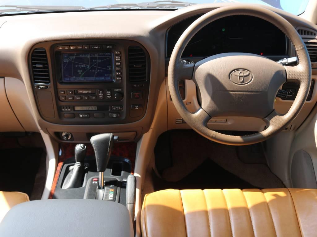 | トヨタ ランドクルーザー100 4.7 VXリミテッド 4WD 【106】