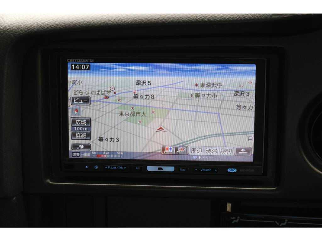 ナビ付き!最新ナビにも変更できます!ご相談ください! | トヨタ ランドクルーザー60 4.0 VX ハイルーフ 4WD
