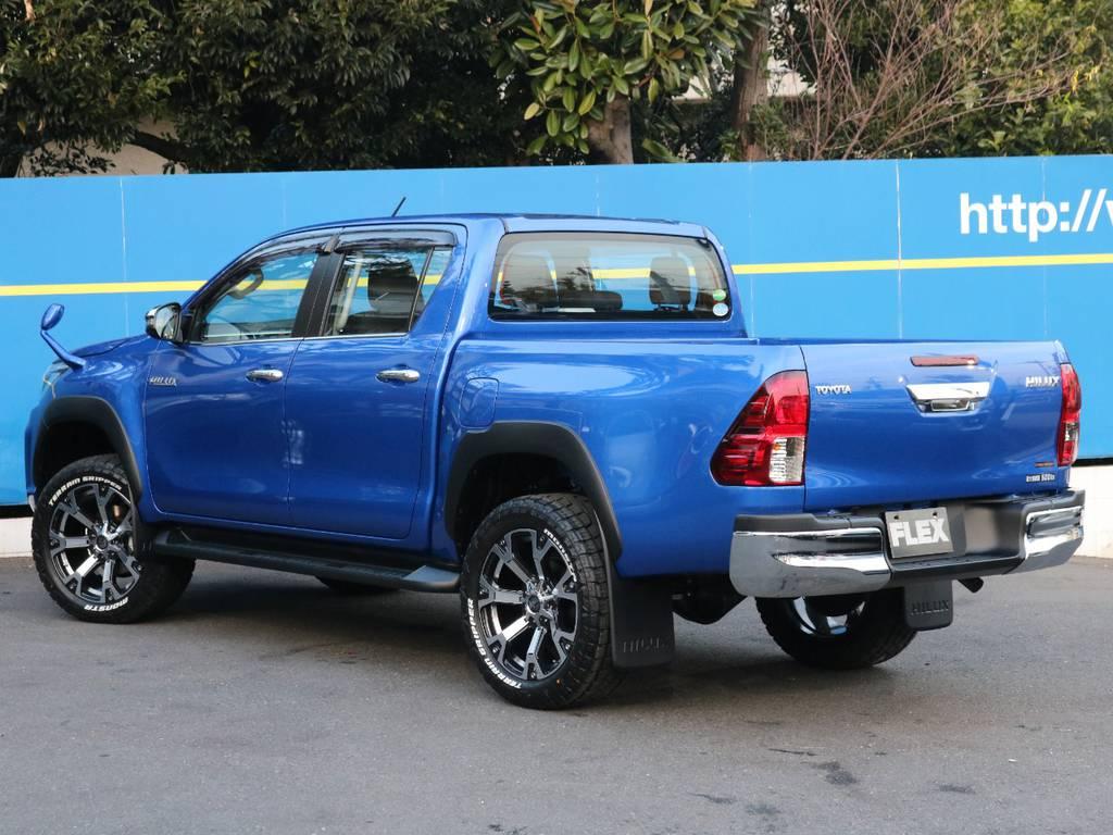 ピックアップトラックは夢を載せるのです!何を載せるかはあとで考えよう! | トヨタ ハイラックス 2.4 Z ディーゼルターボ 4WD Z