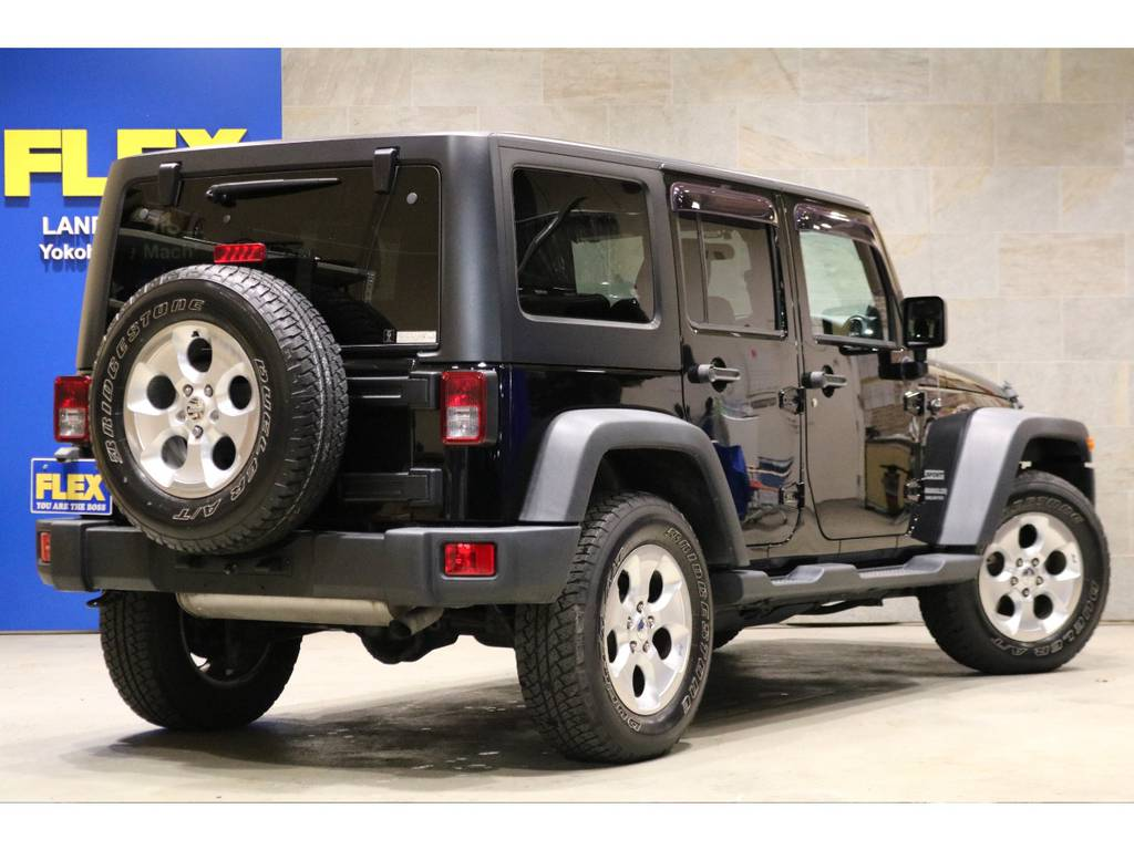 社外SDナビ&バックカメラ&ETC車載器!LEDヘッドライト!室内灯LED化! | ジープ ラングラー アンリミテッド スポーツ 4WD