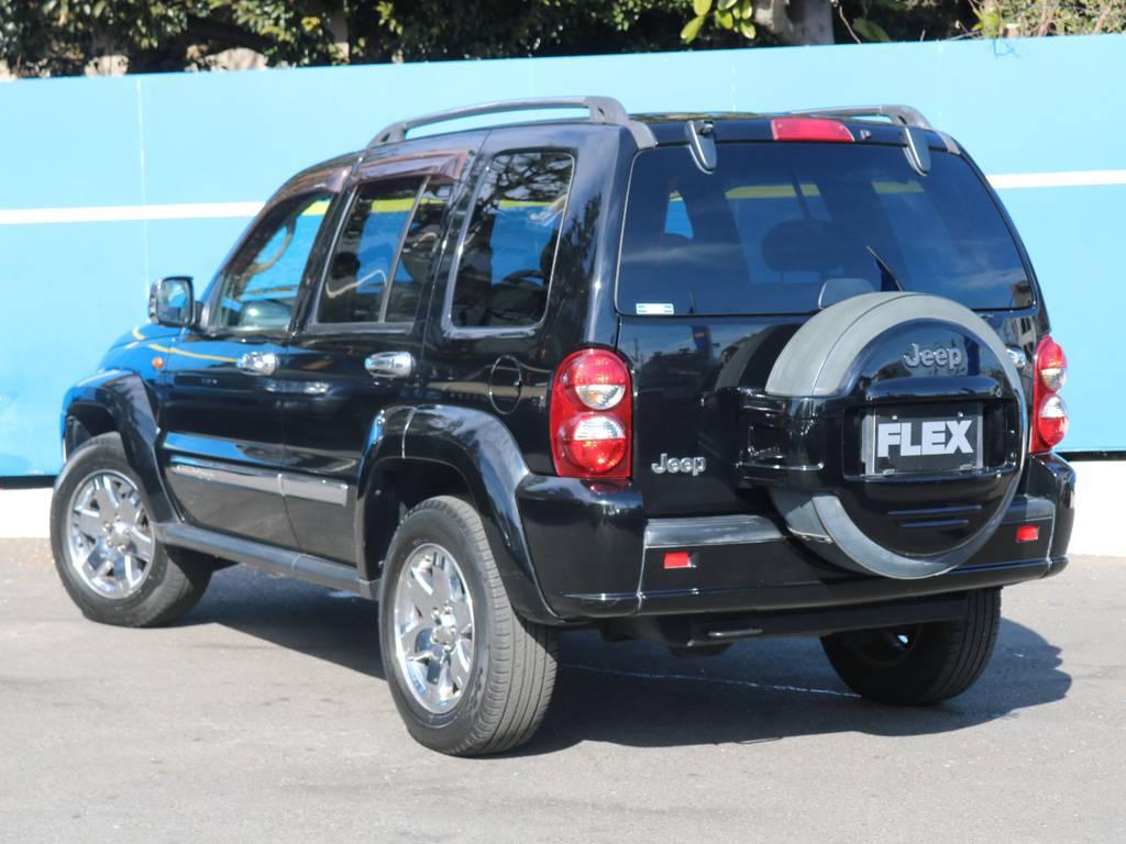   ジープ チェロキー リミテッド 4WD