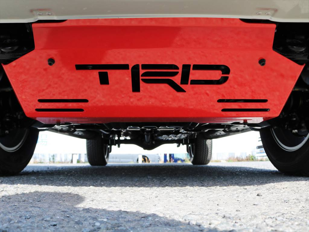 大事な、お車をお守りいたします!! | トヨタ ハイラックス 2.4 Z ブラック ラリー エディション ディーゼルターボ 4WD TRDカスタムトラック