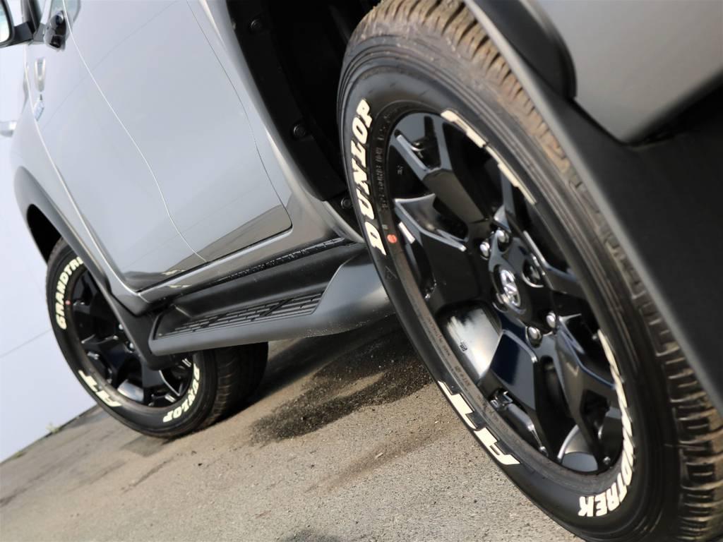 リフトアップ可能です! | トヨタ ハイラックス 2.4 Z ブラック ラリー エディション ディーゼルターボ 4WD TRDカスタムトラック