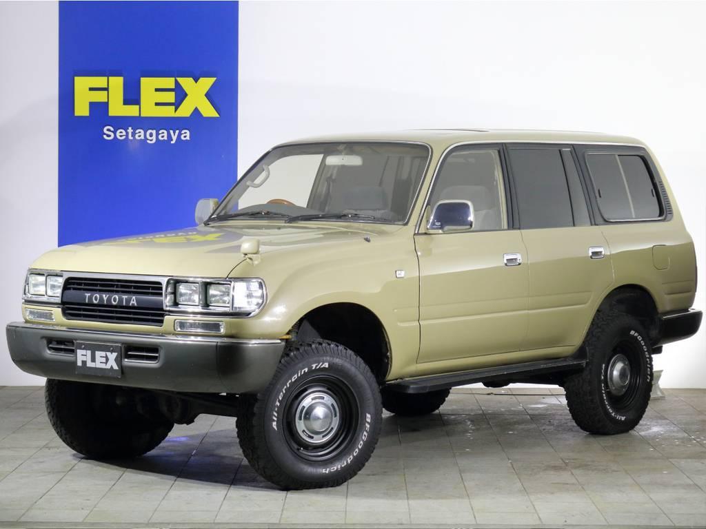 | トヨタ ランドクルーザー80 4.5 VX 4WD