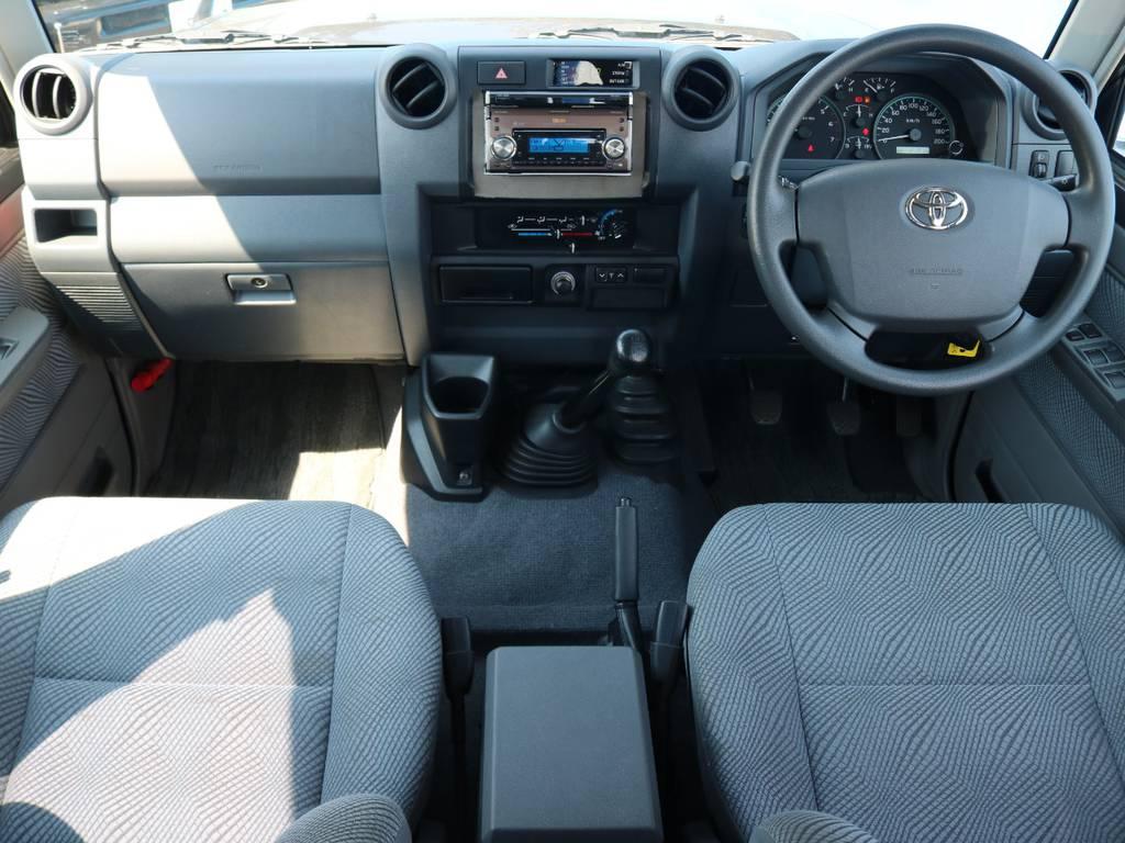 | トヨタ ランドクルーザー70ピックアップ 4.0 4WD