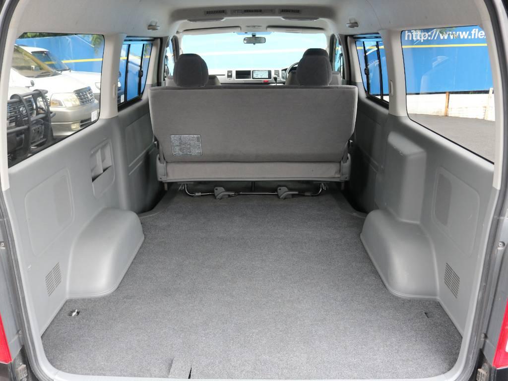 純正AC100V電源 | トヨタ ハイエースバン 2.7 スーパーGL ワイド ロング ミドルルーフ 4WD