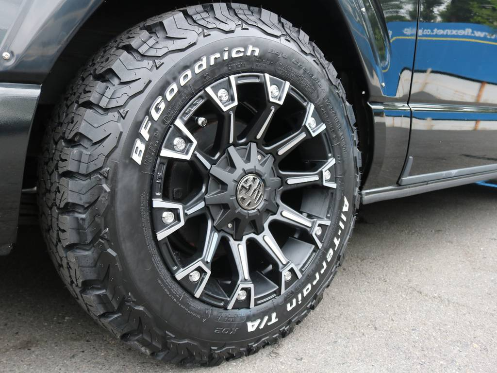 MG Monster【新品】 | トヨタ ハイエースバン 2.7 スーパーGL ワイド ロング ミドルルーフ 4WD