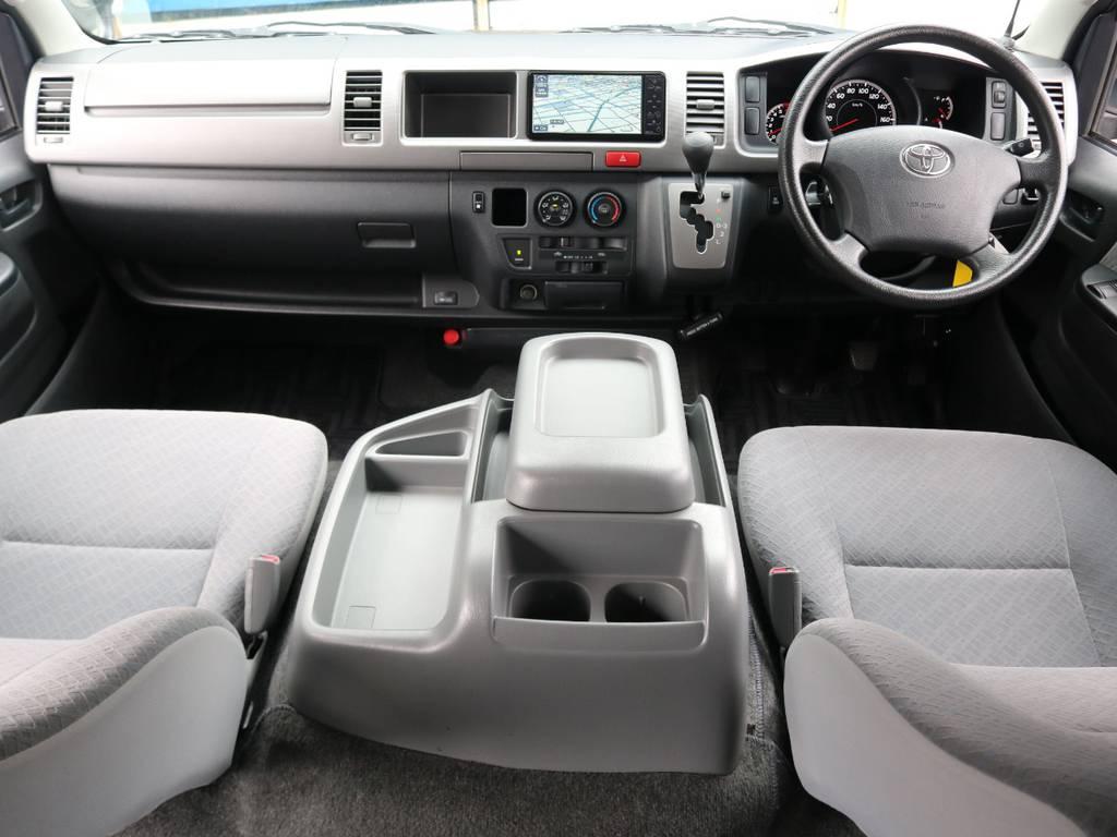 四駆&ワイドボディから眺める景色は気持ち良いです | トヨタ ハイエースバン 2.7 スーパーGL ワイド ロング ミドルルーフ 4WD