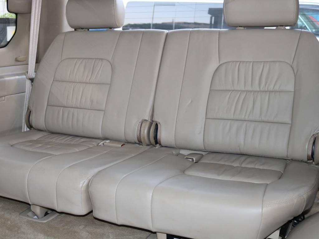 3rdシート | トヨタ ランドクルーザーシグナス 4.7 4WD