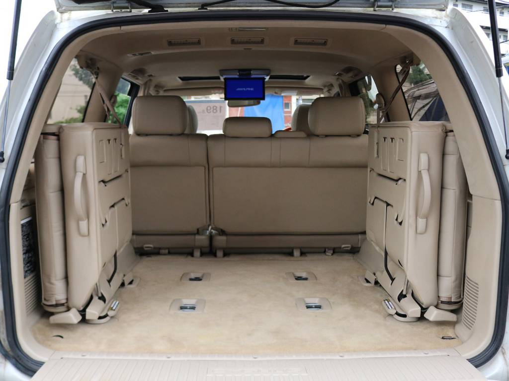| トヨタ ランドクルーザーシグナス 4.7 4WD