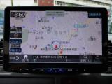 アルパインBIG-X 11インチナビTVを新品装着