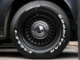 Goodyearナスカータイヤ&DEANカリフォルニアAWは4本とも新品装着です。