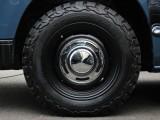 BFグッドリッチKO2オールテレンタイヤ×DEANアルミホイールを4本新品装着!タイヤはホワイトレターを見せない内履きスタイル。