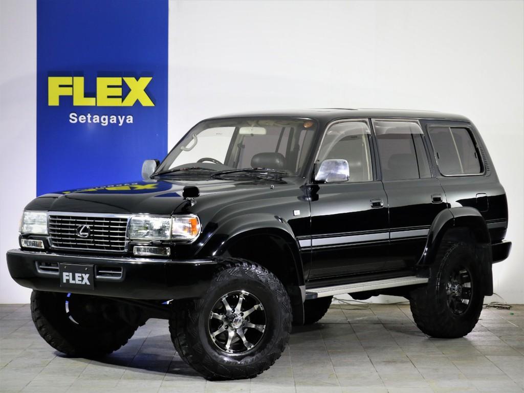 ランクル80 ブラック LX450仕様