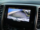 バックカメラも完備。SUVの運転に不慣れな方もご安心ください。