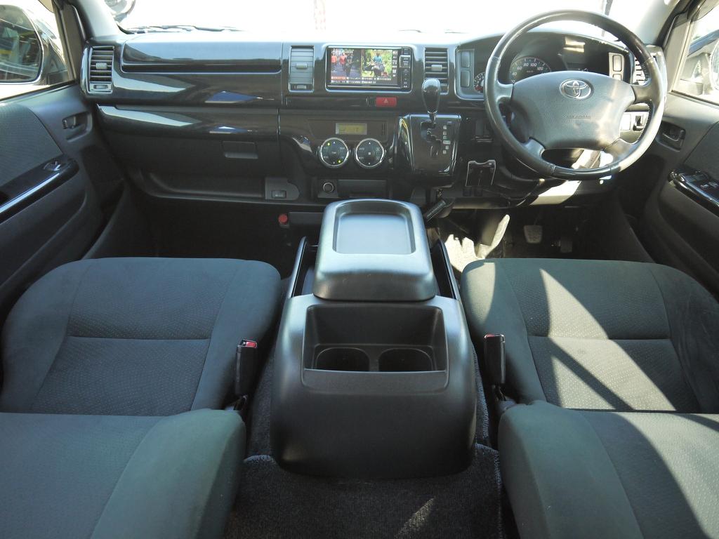 ハイエースバン 2WD スーパーGL プライムセレクションロング