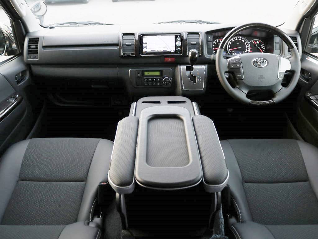   トヨタ ハイエースバン 2.8 スーパーGL ロング ディーゼルターボ FU-N