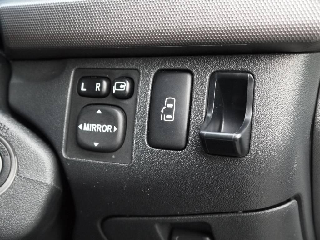 新車時メーカーオプションのパワースライドドア完備しております。 | トヨタ ハイエース 2.7 GL ロング ミドルルーフ BIGX8インチナビ