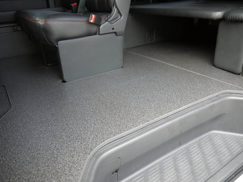 床パネルキットも完備しております。 | トヨタ ハイエース 2.7 GL ロング ミドルルーフ ベッドキットシートアレンジ