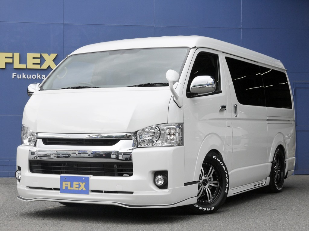 未登録新車ファインテックツアラー2.7G2WD【415COBRAエアロコンプリート】