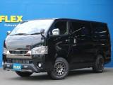 未登録新車 ハイエースV☆DPⅡ2800ccディーゼル♪BY2ボンネット♪TRDスポイラー 2週間納車可能!在庫確認のお問合せは福岡店まで!