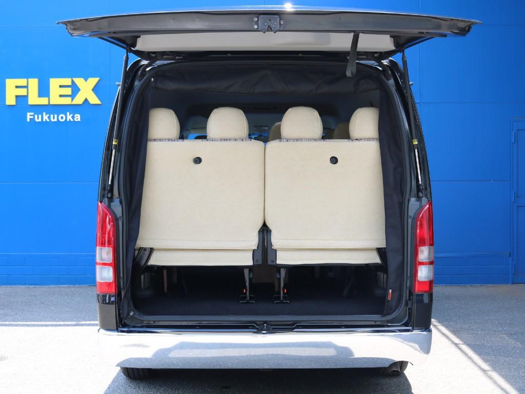 FLEXハイエース福岡店 TEL092-580-8500 リノカの新規制作も承っております!お気軽にお問合せ下さい!