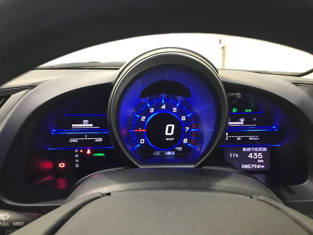 燃費はさすがハイブリットだけあって良いです。しかもパワーにもエコにも自在に変化できるのは非常に頼もしいシステムです。時代の流れを感じさせてくれますね!