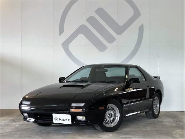 平成初期の名車がタイムスリップ!?FC3SのRX-7入庫しました!