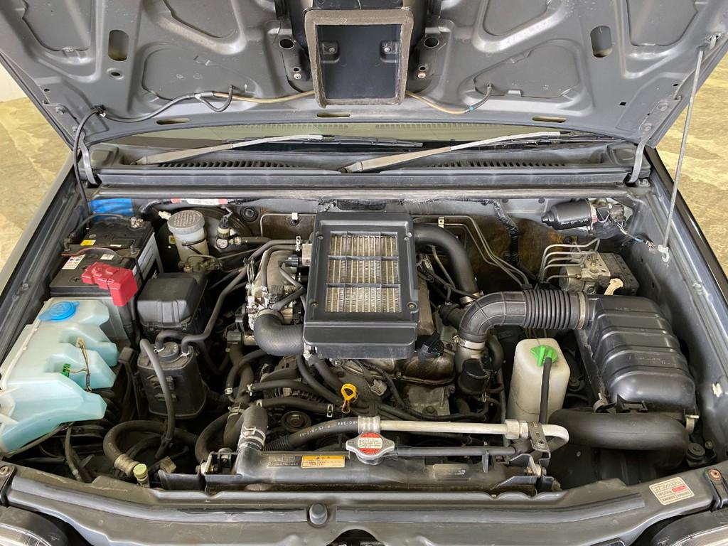 660ccのガソリンターボエンジンです!