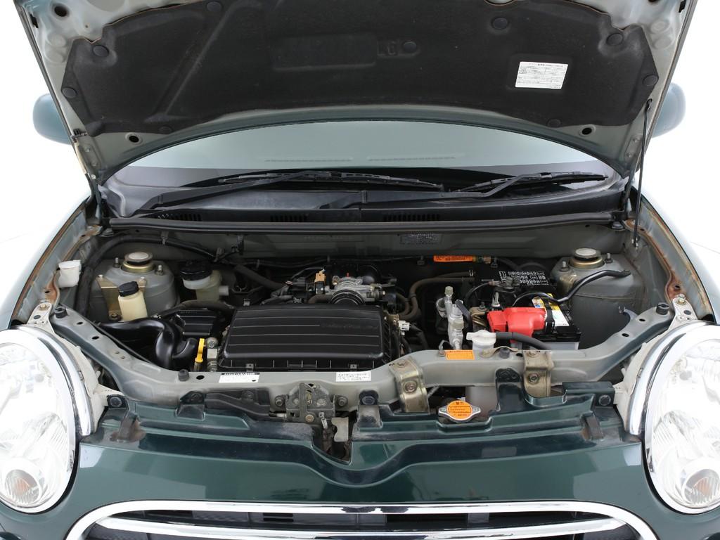 660ccのガソリン車!軽自動車ですので燃費も良いお車です!