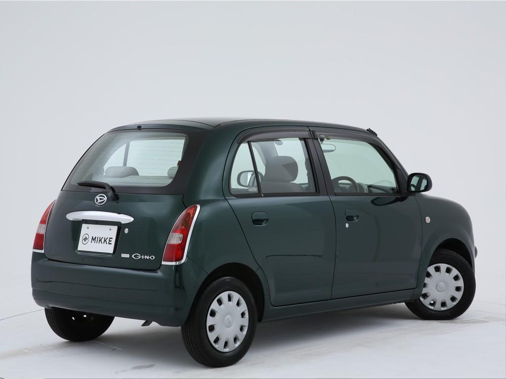 軽自動車ですので、維持費が安いのが魅力です♪