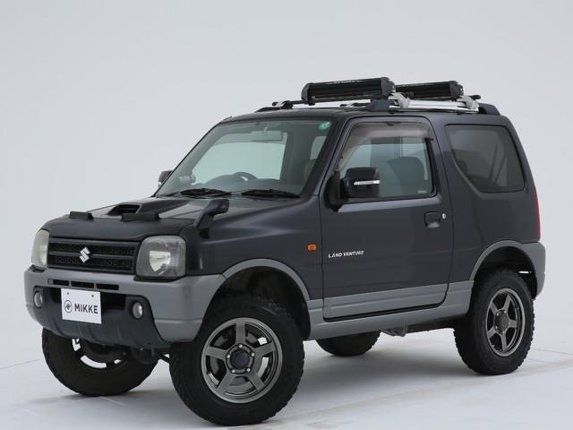 スズキ ジムニー ランドベンチャー 4WDの入庫です!