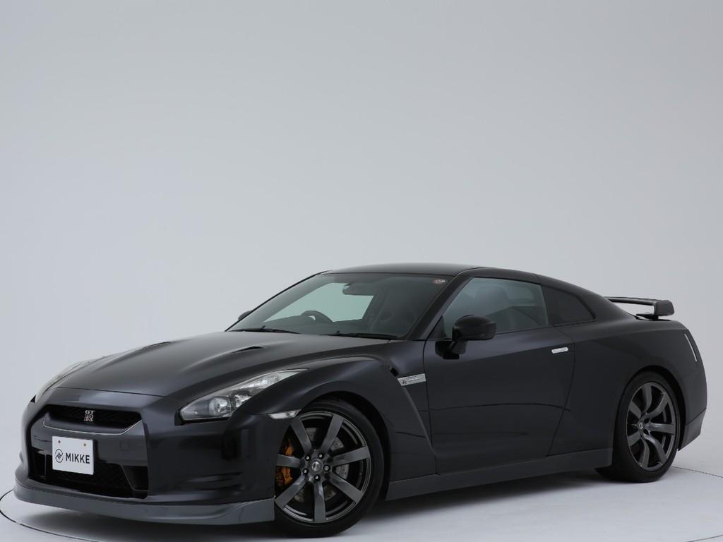 ニッサン GT-R 3.8 プレミアムエディション 4WDの入庫です!