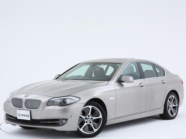 BMW 5シリーズ アクティブハイブリット5の入庫です!