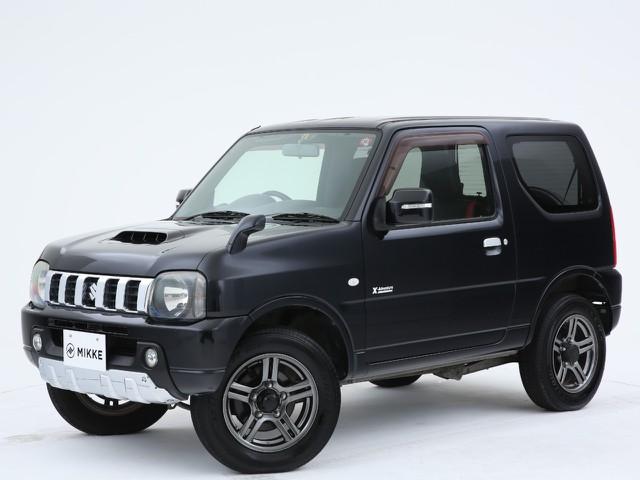 スズキ ジムニー クロスアドベンチャー 4WD 5MT ワンオーナー車の入庫です!