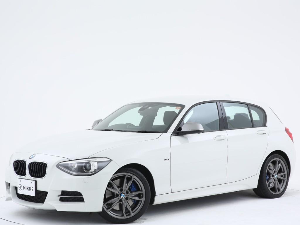 MIKKE初売り対象車種!BMW 1シリーズ M135iの入庫です!