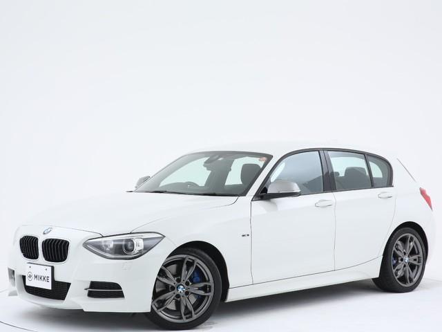 BMW 1シリーズ M135iの入庫です!