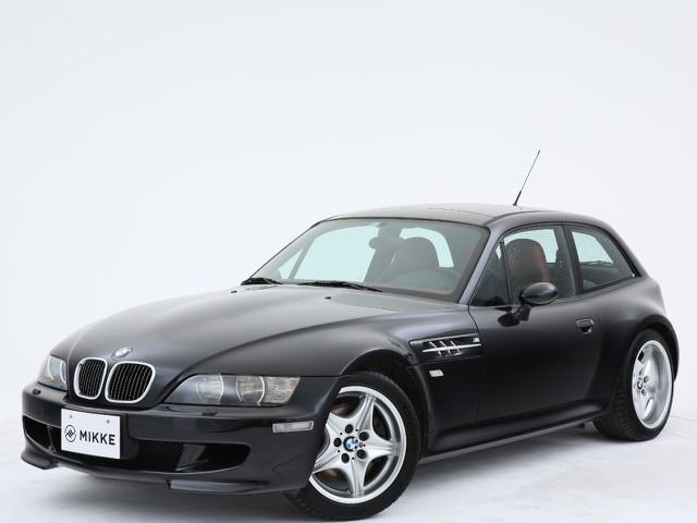 BMW Z3 Mクーペ 3.2 ワンオーナー 禁煙車の入庫です!