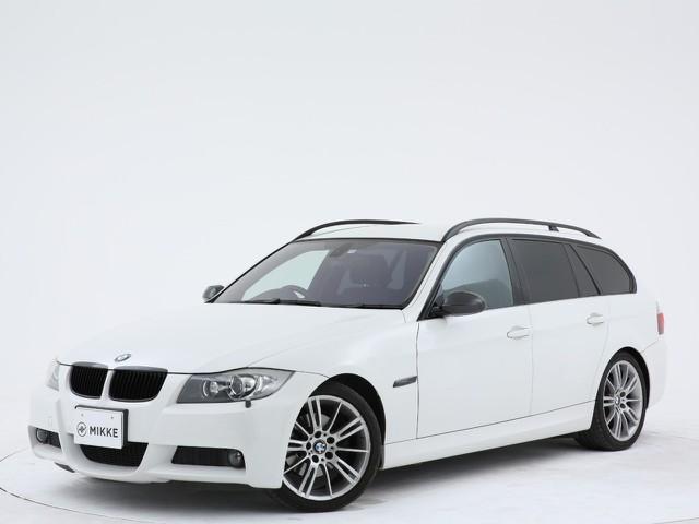 BMW 3シリーズツーリング 320i Mスポーツパッケージの入庫です!
