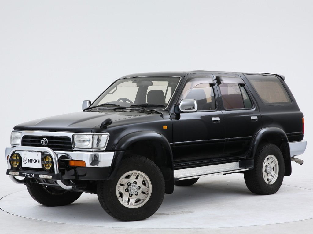 トヨタ ハイラックスサーフ 3.0 SSRーX ワイドボデー ディーゼル4WDの入庫です!