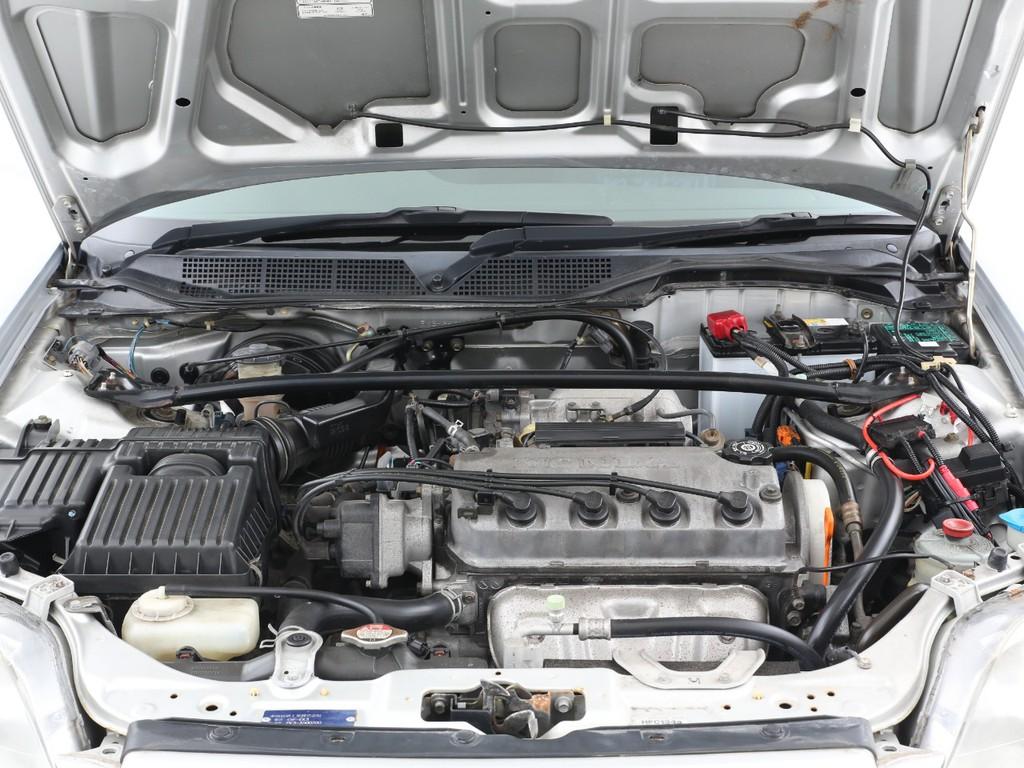 1500ccのガソリンエンジン!130ps(カタログ値)を発生します!