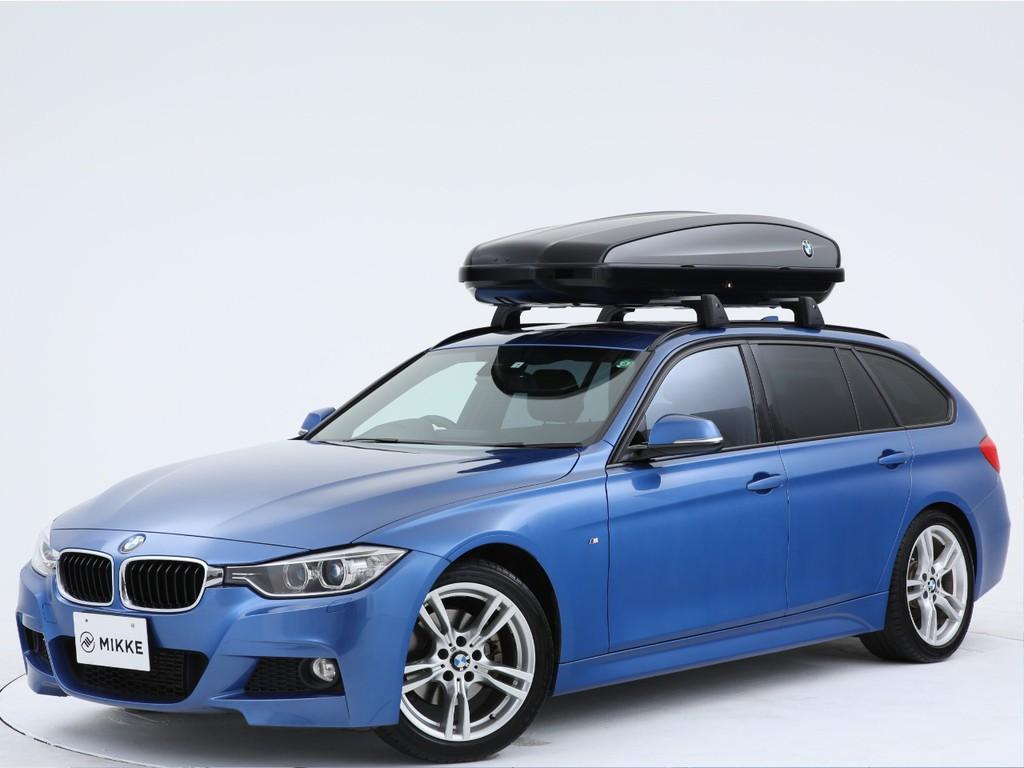 BMW 3シリーズツーリング 320d ?スポーツ ディーゼル車の入庫です!