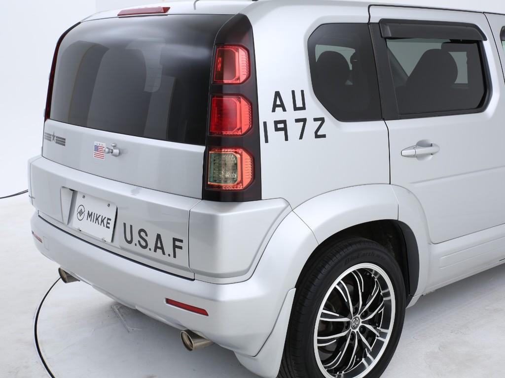 SUVタイプのお車で7人乗りは非常に珍しいパッケージとなります!