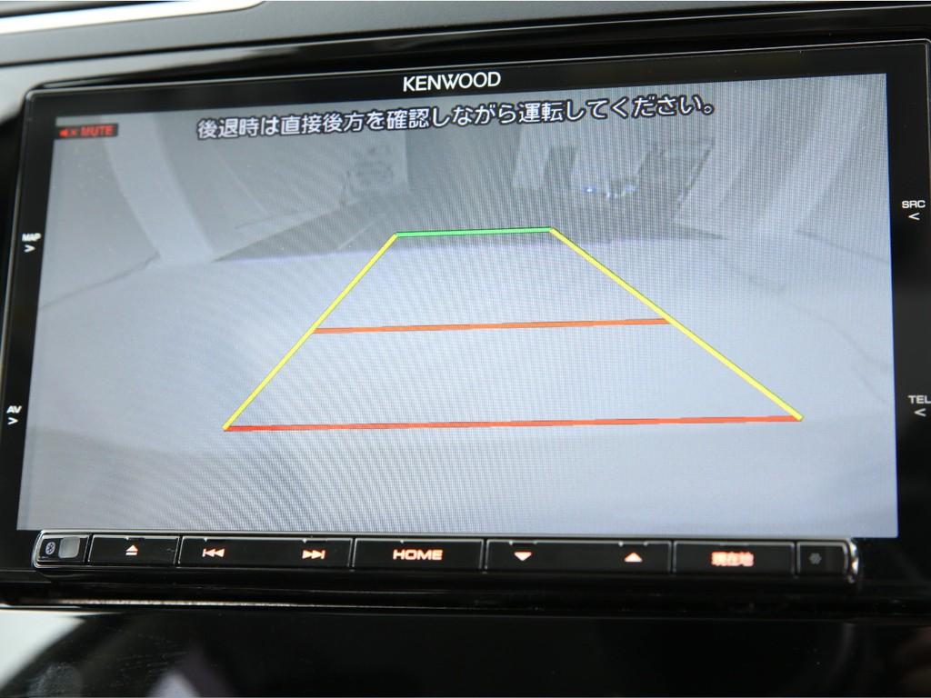 ケンウッド製地デジナビ!フルセグ地デジTV&Bluetooth機能&バックカメラ付きです!